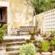 L'Orangerie Duras: Gin terrace